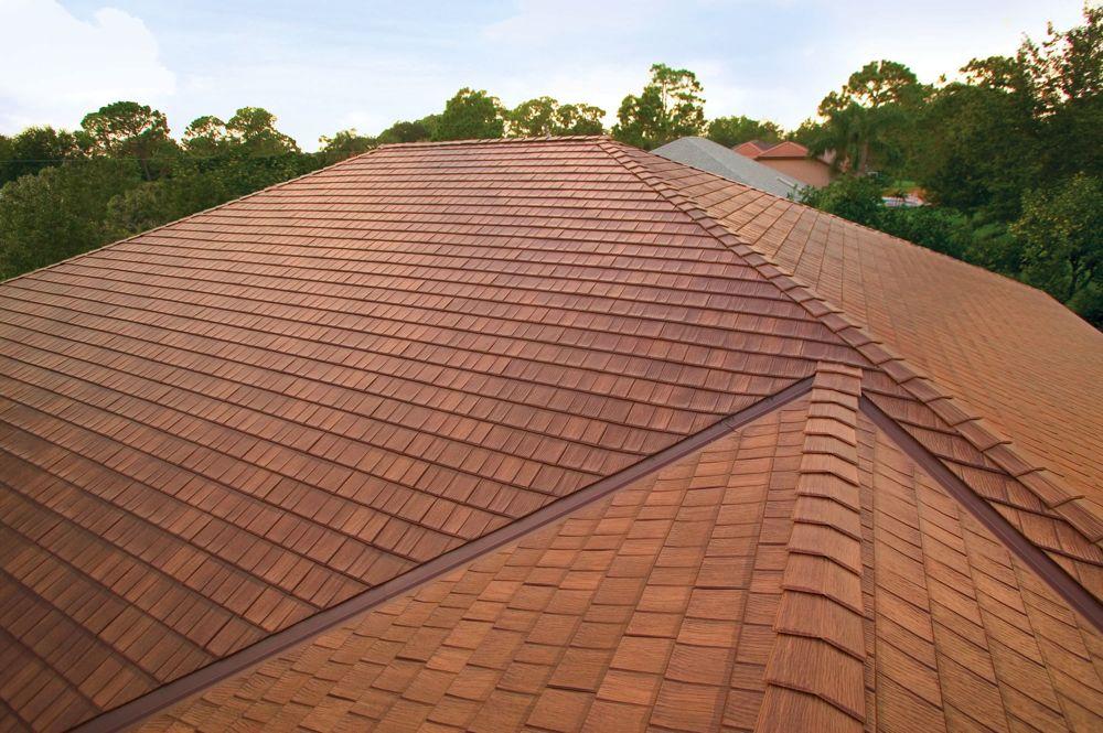 Kasselwood Steel Shingles Southern Metal Roofing